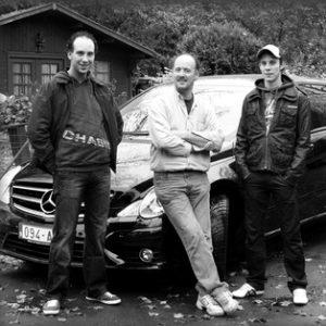 Auto's Marc Gielen en zonen